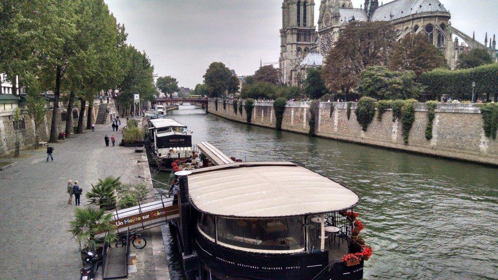 El Río Sena de París | Bitácoras Viajeras