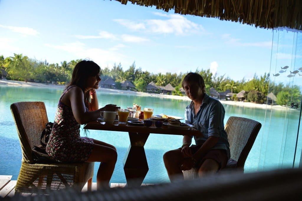 Desayunando con Edu en Tahití | Bitácoras Viajeras