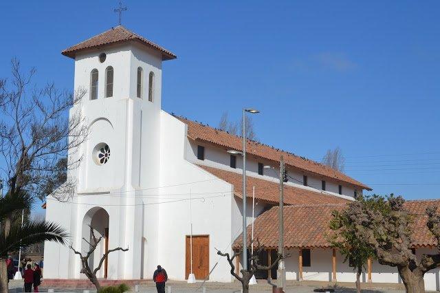 Iglesia de Chépica